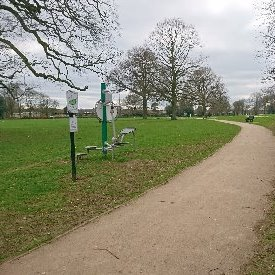 Outdoor Gym Trail